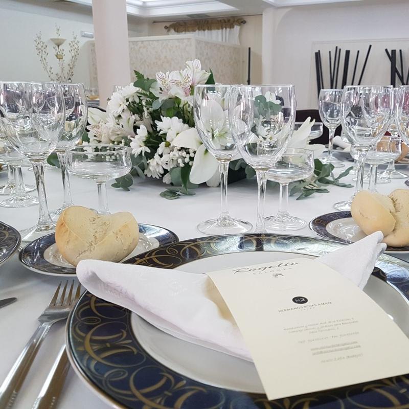 Rogelio Banquets